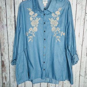 🆕Knox Rose blouse (NWT)